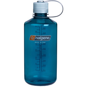Nalgene NarrowMouth Tritan Flask 1000ml trout green